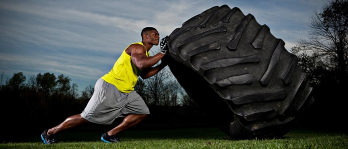 tire workouts