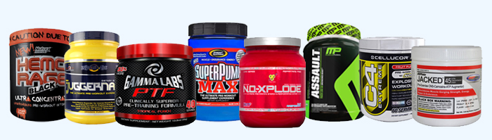 pre-workout supplement side effects