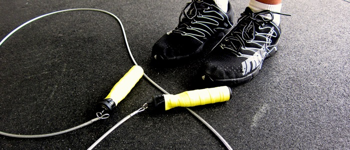 jump rope workout