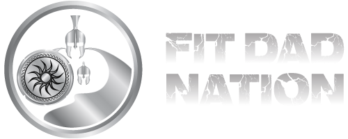 Fit Dad Nation Retina Logo