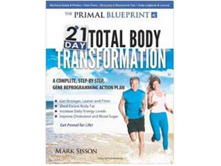 21 day primal blueprint transformation