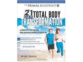 21 day primal blueprint transformation