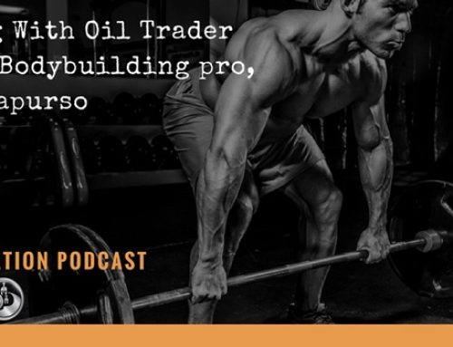Talking With Oil Trader Turned Bodybuilding Pro, Craig Capurso
