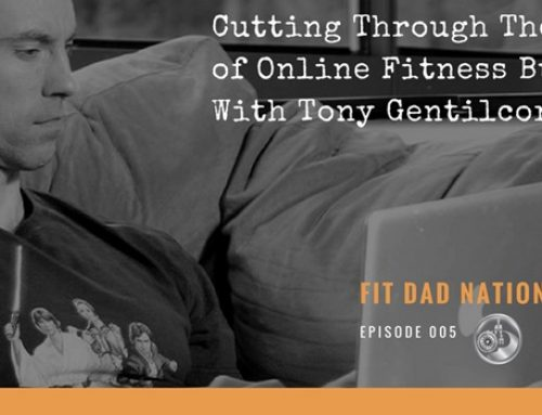 Cutting Through The World Of Online Fitness Bullsh*t With Tony Gentilcore