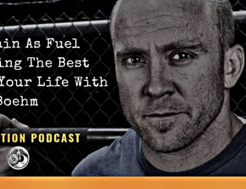 Using Pain As Fuel and Living The Best Year Of Your Life With Traver Boehm