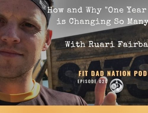 "How and Why ""One Year No Beer"" is Changing So Many Lives With Ruari Fairbairns"