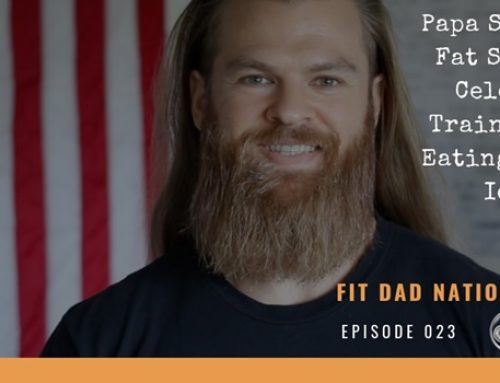Papa Swolio on Fat Shaming, Celebrity Trainers, and Eating Like an Idiot