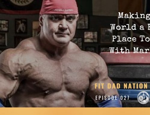 Making The World a Better Place To Lift With Mark Bell