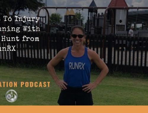 The Keys To Injury Free Running With Valerie Hunt From RunRX