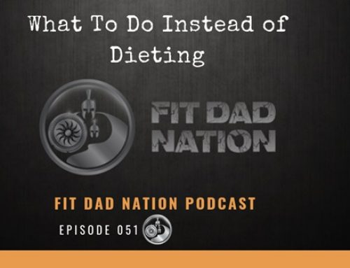 What To Do Instead Of Dieting