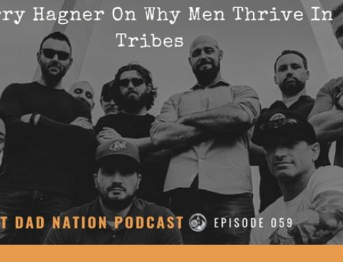 Larry Hagner On Why Men Thrive In Tribes