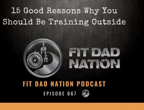 15 Good Reasons Why You Should Be Training Outside