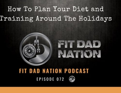 How To Plan Your Diet and Training Around The Holidays