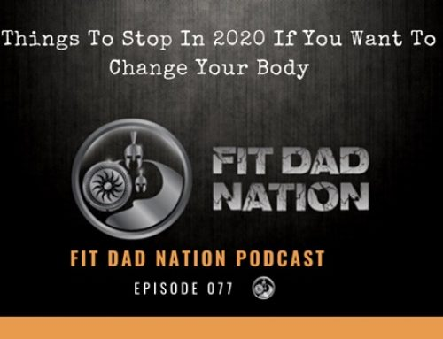 5 Things To Stop In 2020 If You Want To Change Your Body