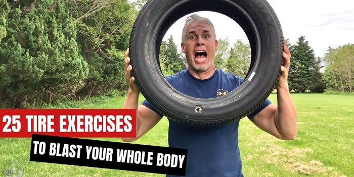 25 tire exercises