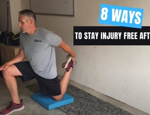 8 Ways To Stay Injury Free After 40