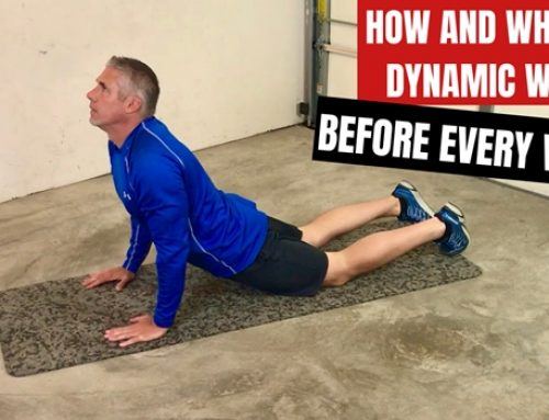 How and Why To Do a Dynamic Warm Up Before EVERY Workout