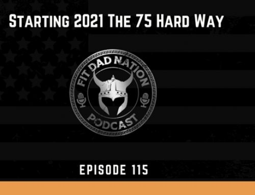 Starting 2021 The 75 Hard Way